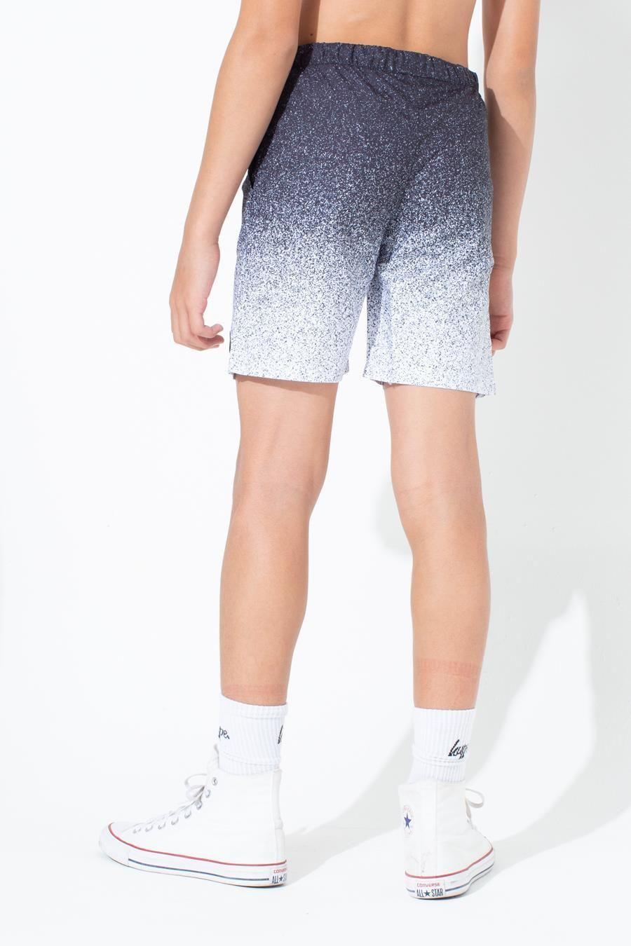 Hype Speckle Fade Kids Swim Shorts