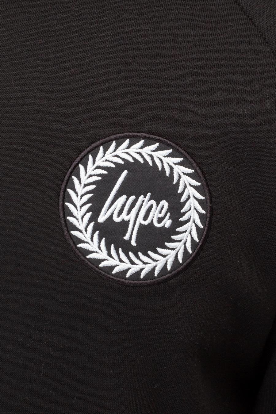 Hype Speckle Tape Mens Crew Neck