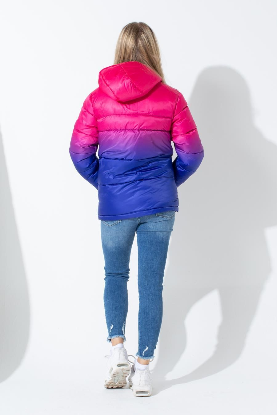 Hype Fade Kids Puffer Jacket