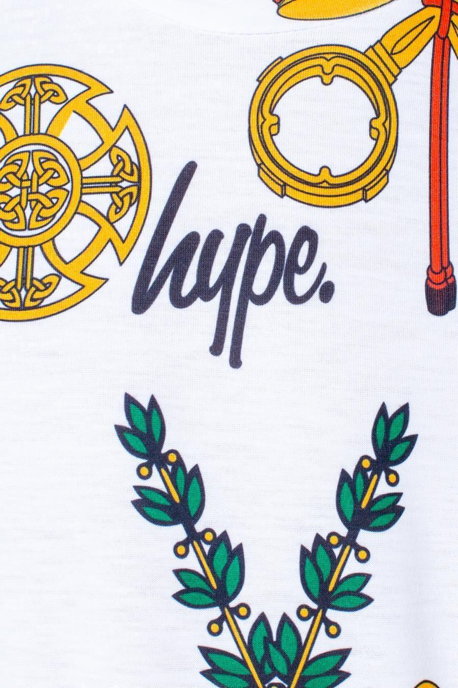Hype Royal Crest Kids T-Shirt