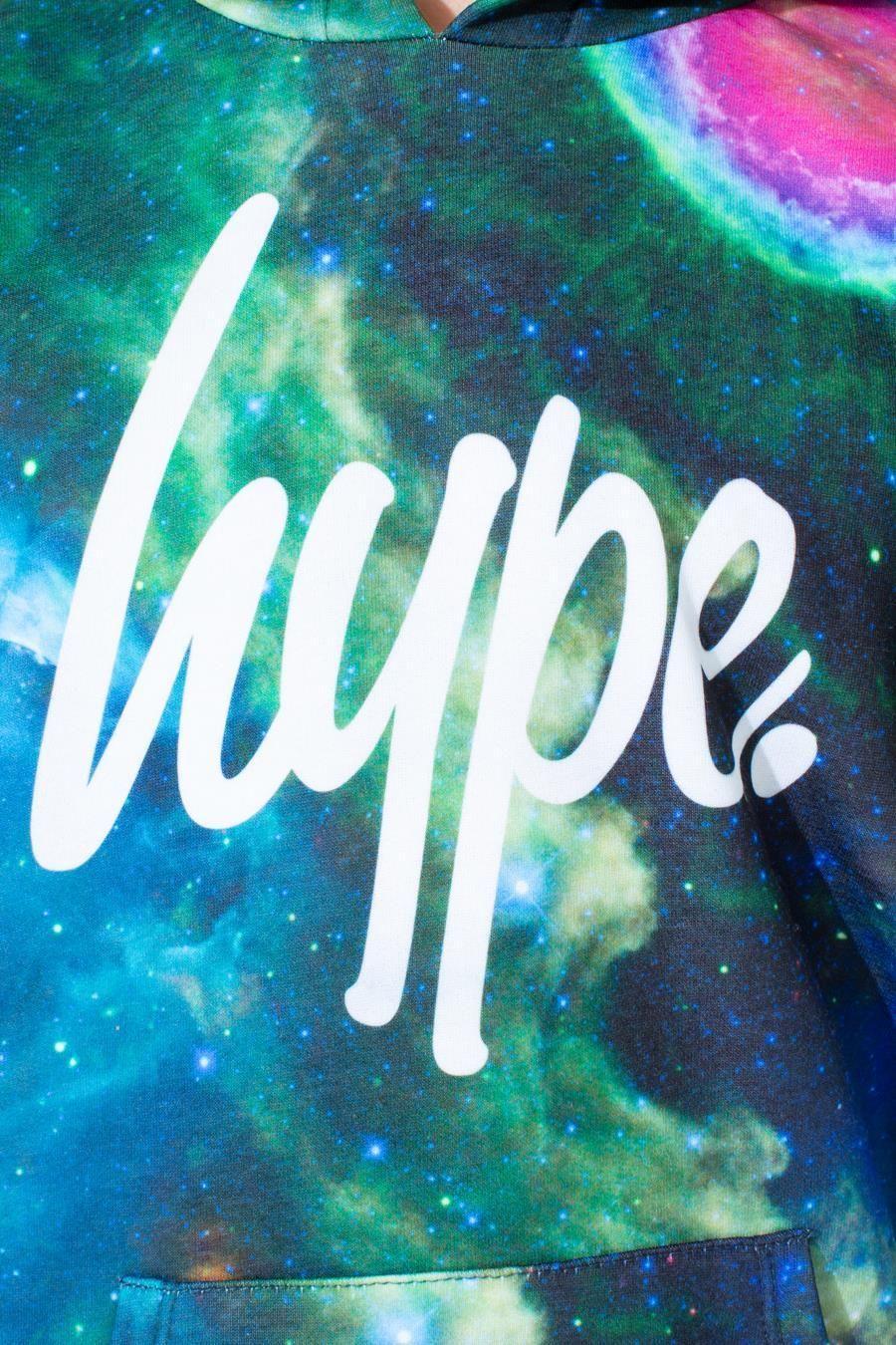 Hype Cosmic Vision Kids Pullover Hoodie