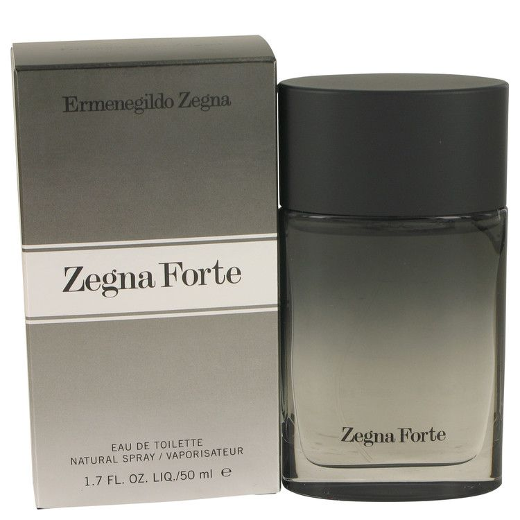 Zegna Forte Eau De Toilette Spray By Ermenegildo Zegna 50 ml