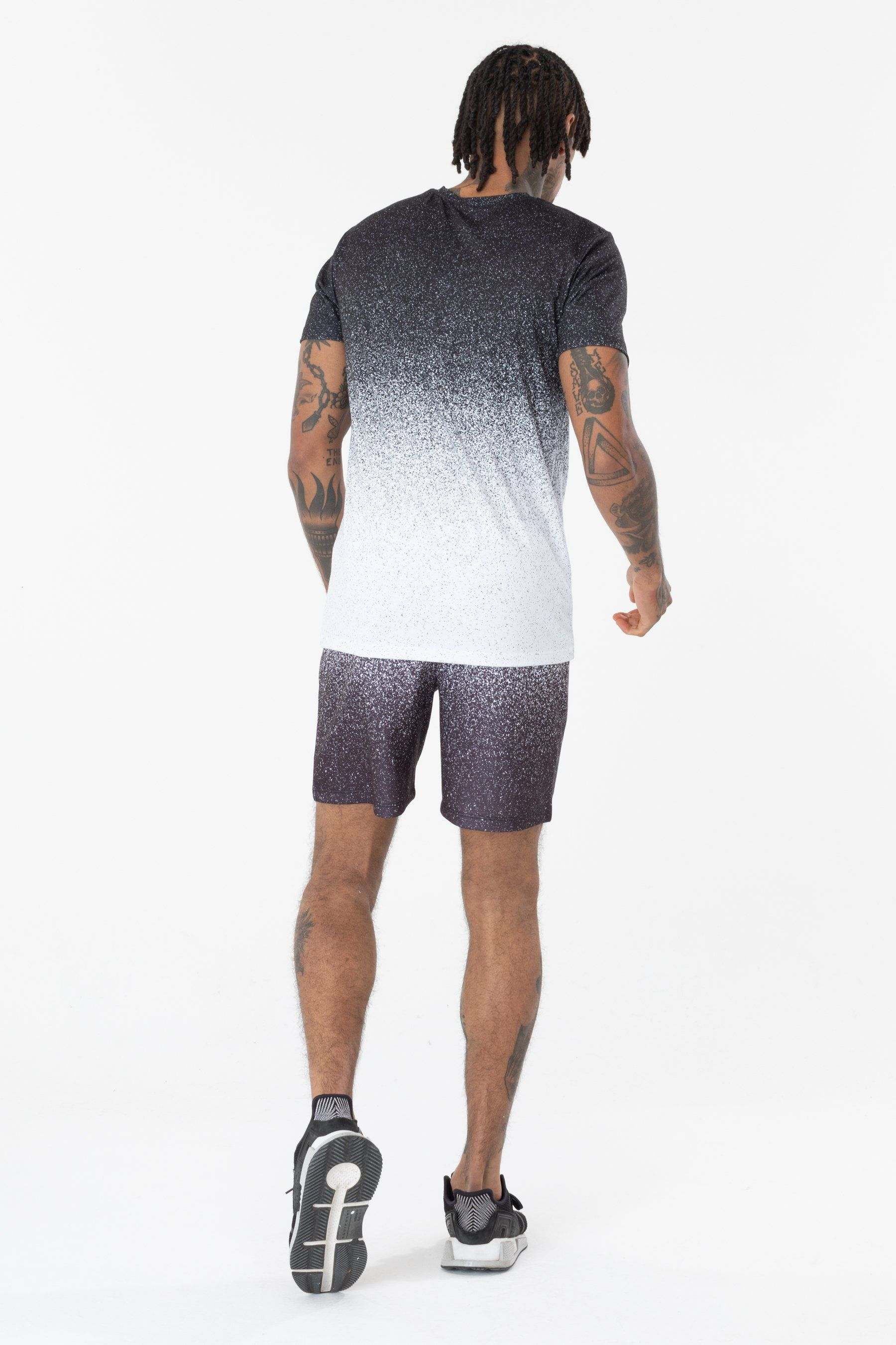 Hype Speckle Fade Mens Shorts