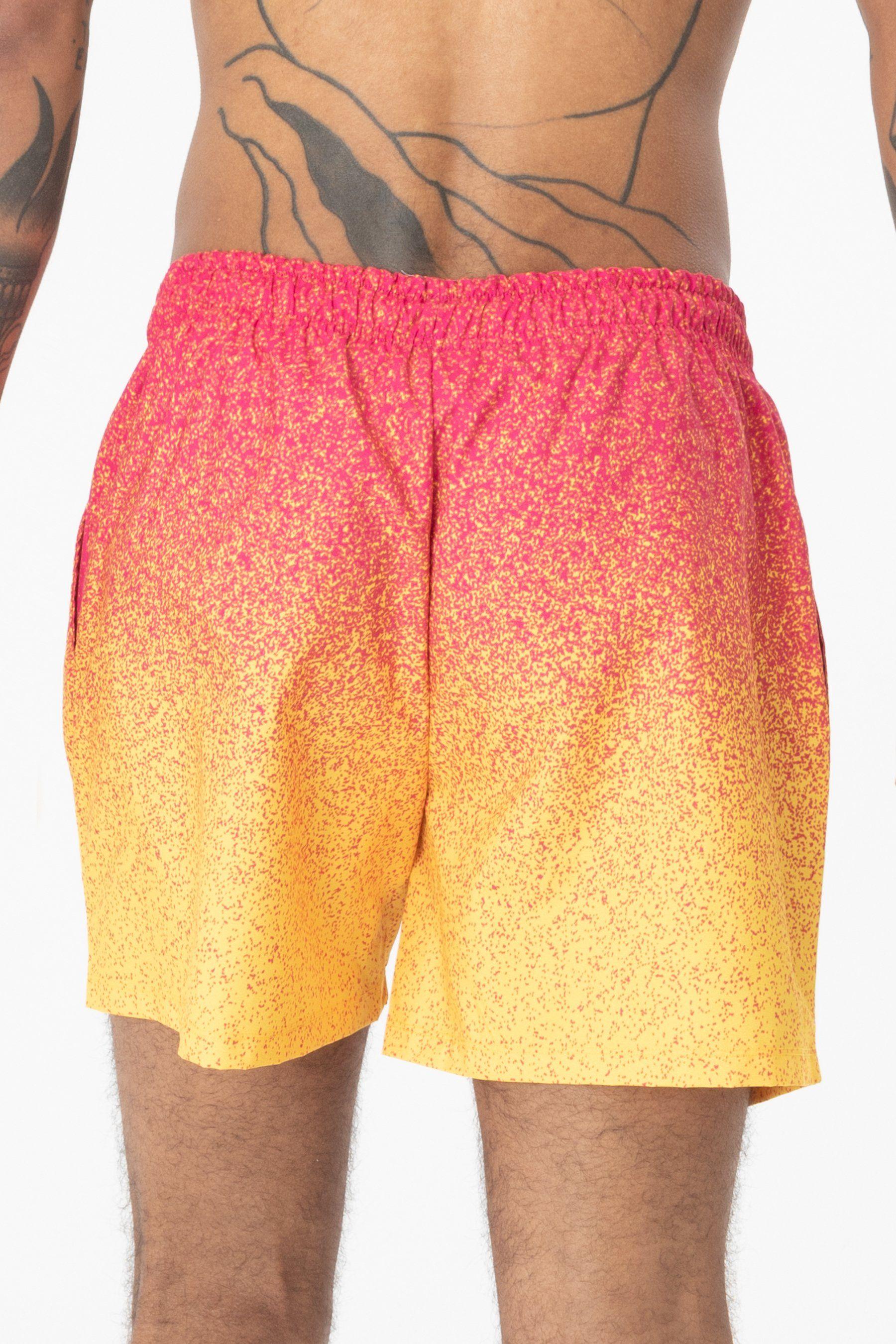 Hype Ibiza Speckle Fade Mens Swim Shorts