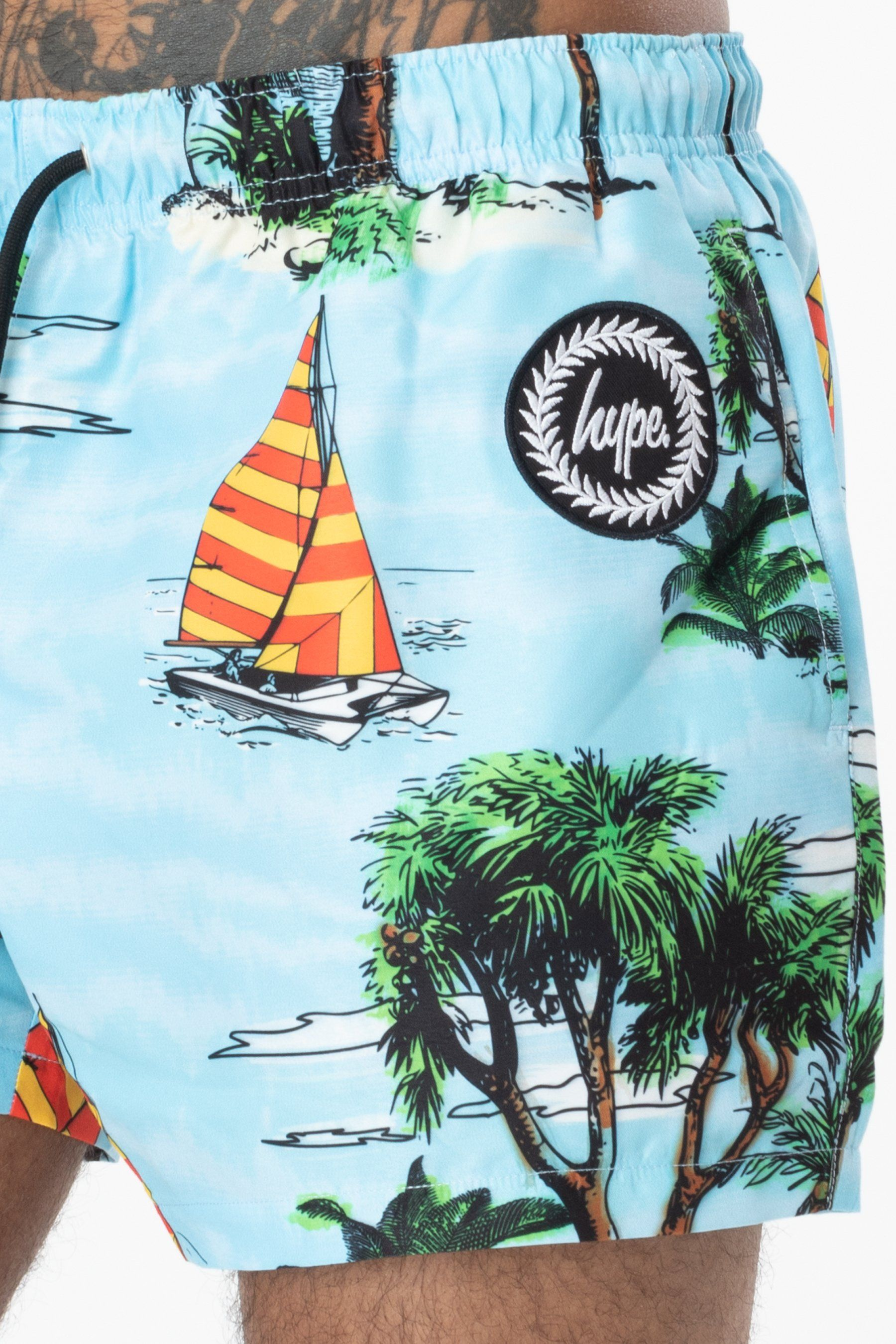 Hype Island Life Mens Shorts