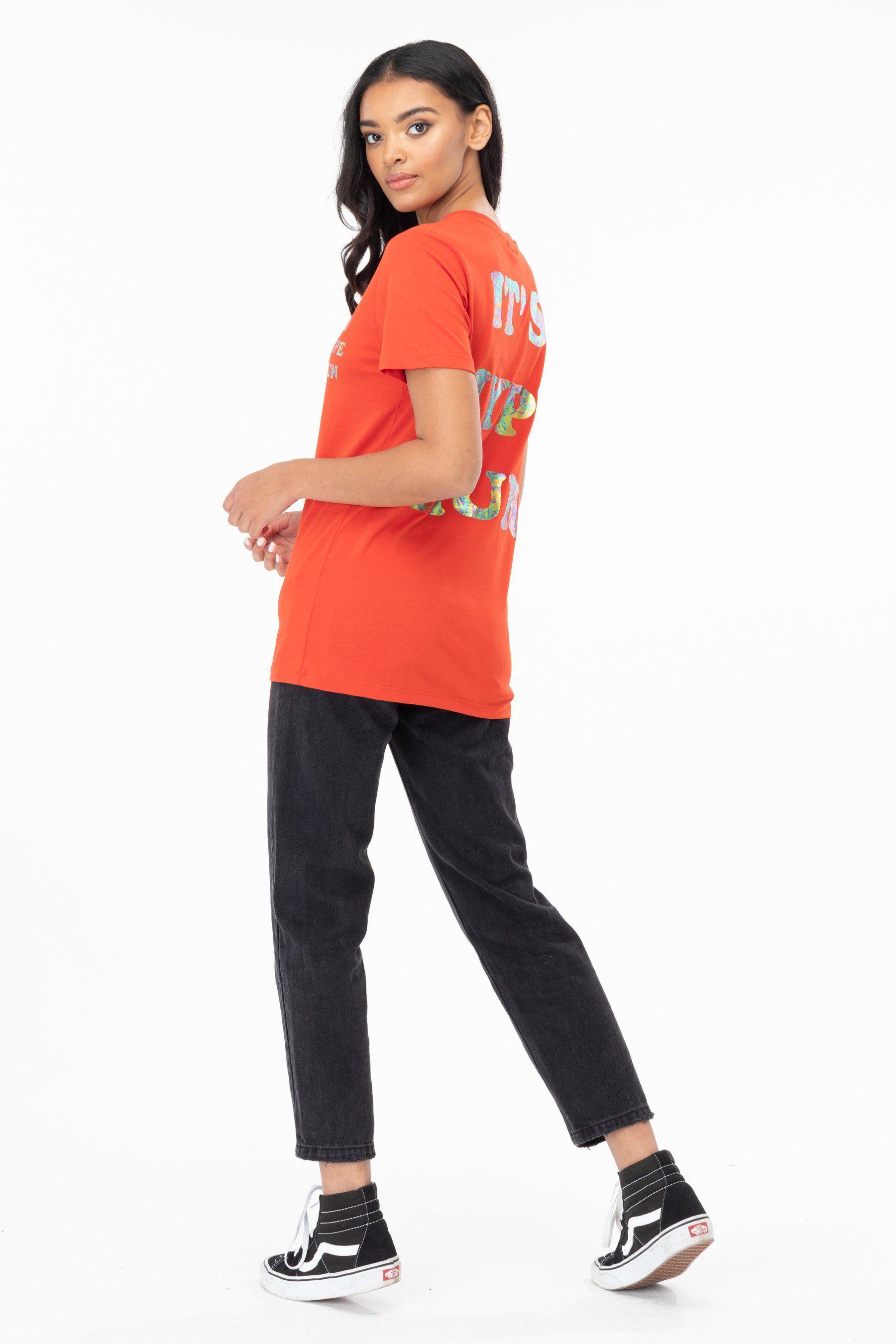 Hype Red Hun Womens T-Shirt