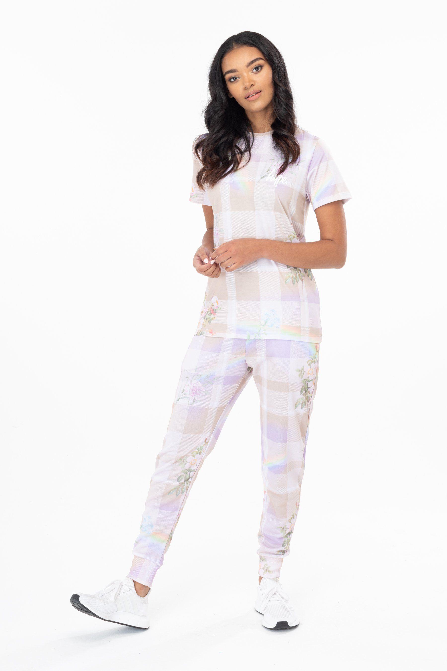 Hype Dream Check Womens T-Shirt