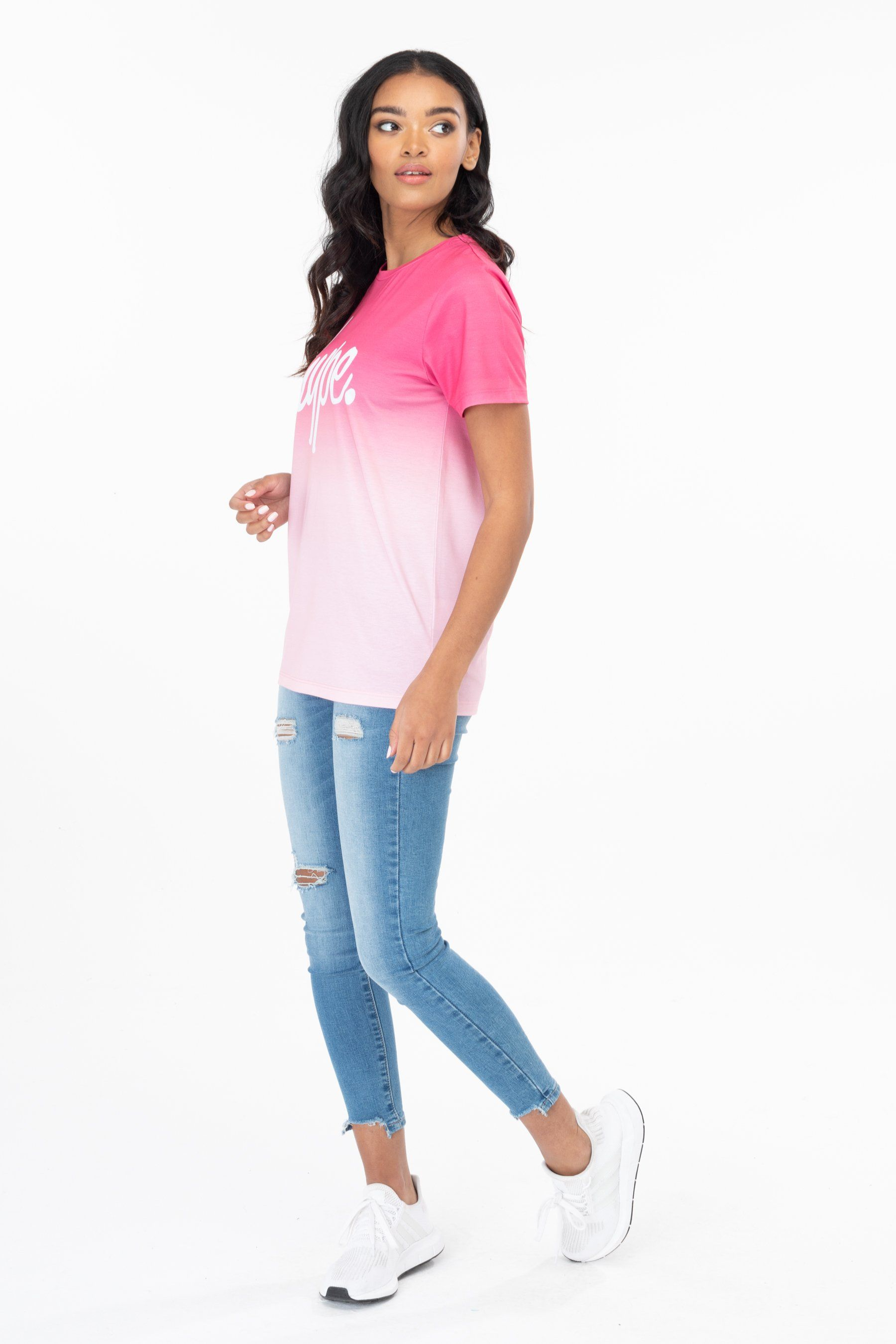 Hype Berry Fade Womens T-Shirt