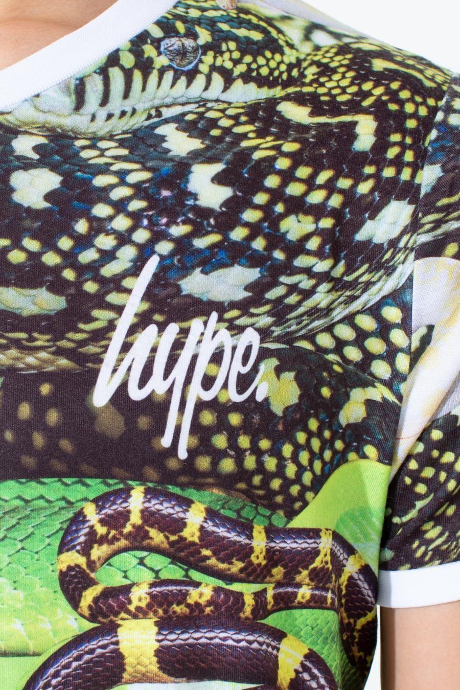 HYPE SNAKE PIT KIDS T-SHIRT 16Y