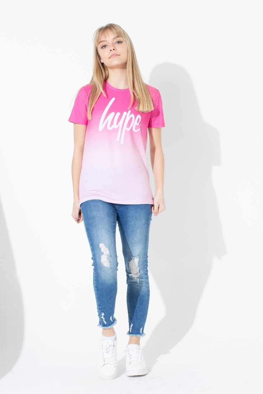 HYPE BERRY FADE KIDS T-SHIRT 15y