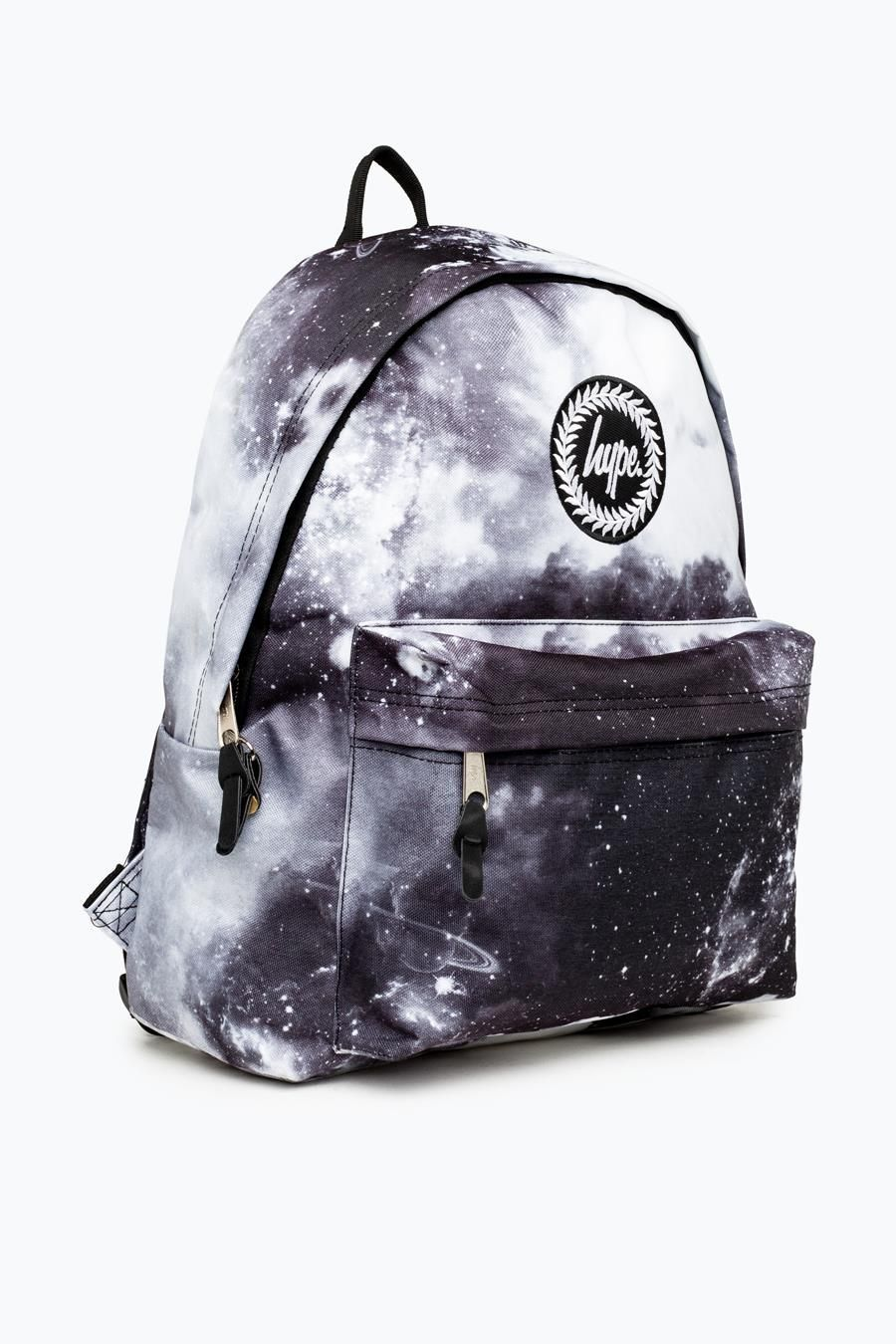 Hype Black Space Backpack