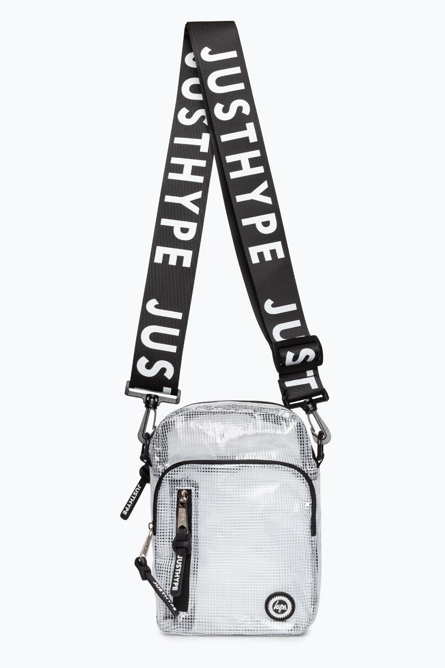 Hype Transparent Roadman Bag