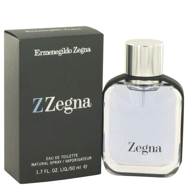 Z Zegna Eau De Toilette Spray By Ermenegildo Zegna 50 ml
