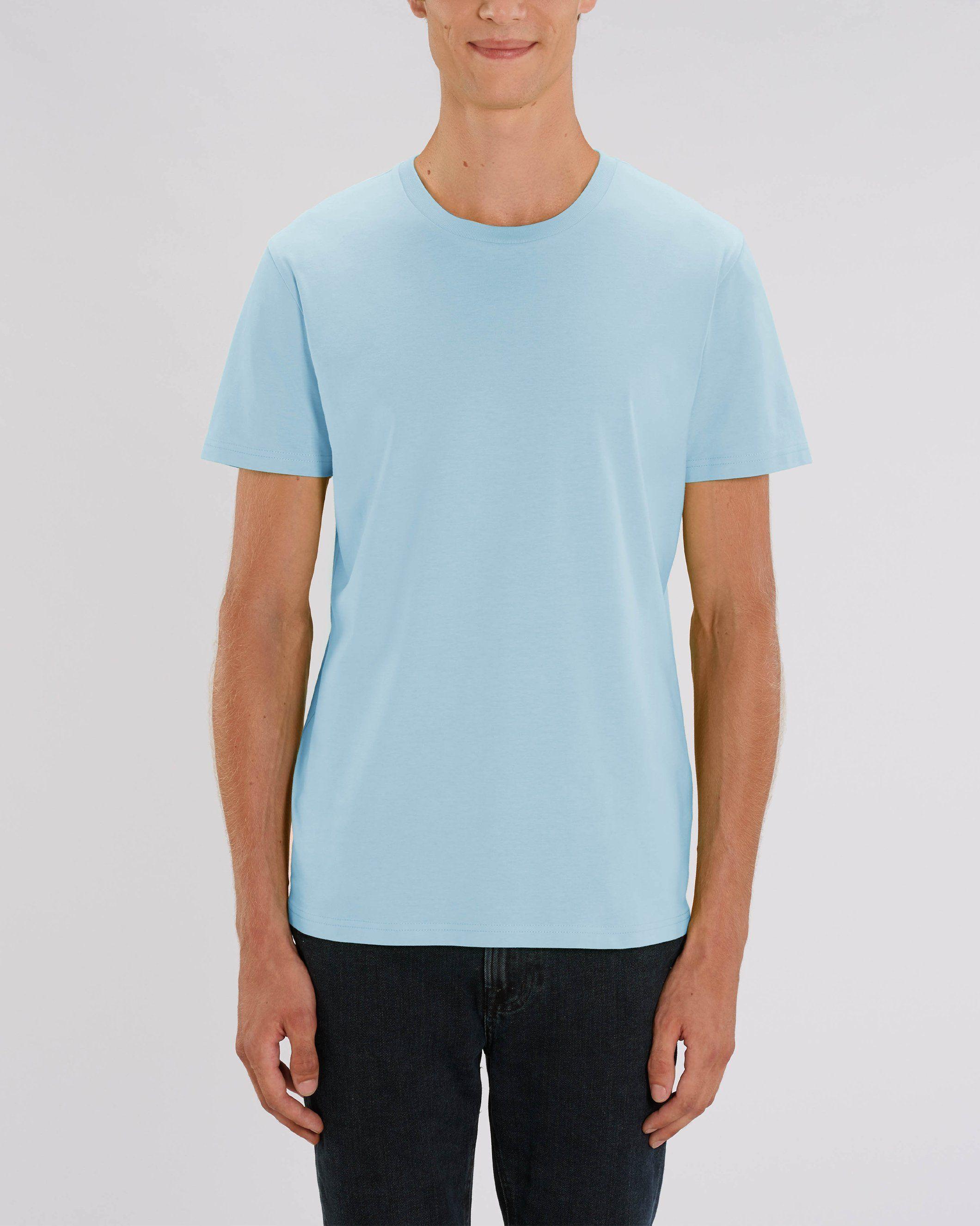 Nauli Unisex Regular Fit T-Shirt in Sky Blue