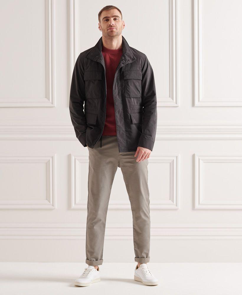 Superdry Ripstop Six Pocket Jacket
