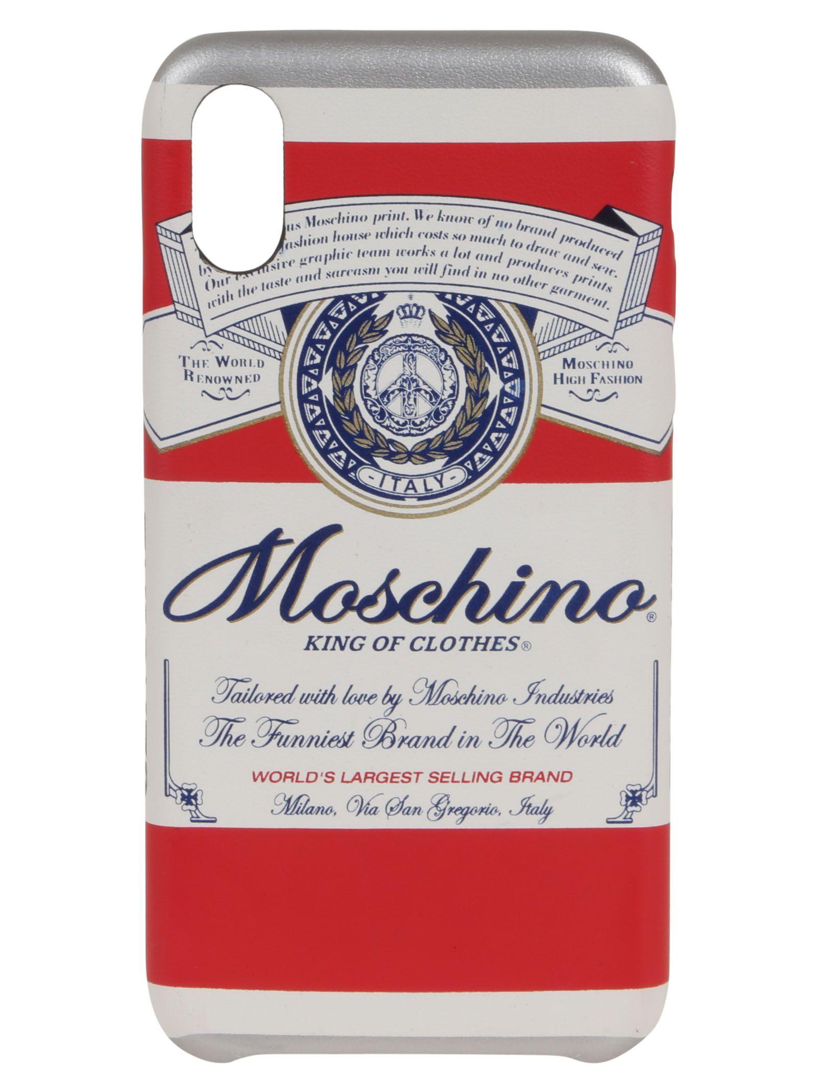 MOSCHINO WOMEN'S A797583521888 MULTICOLOR POLYURETHANE COVER