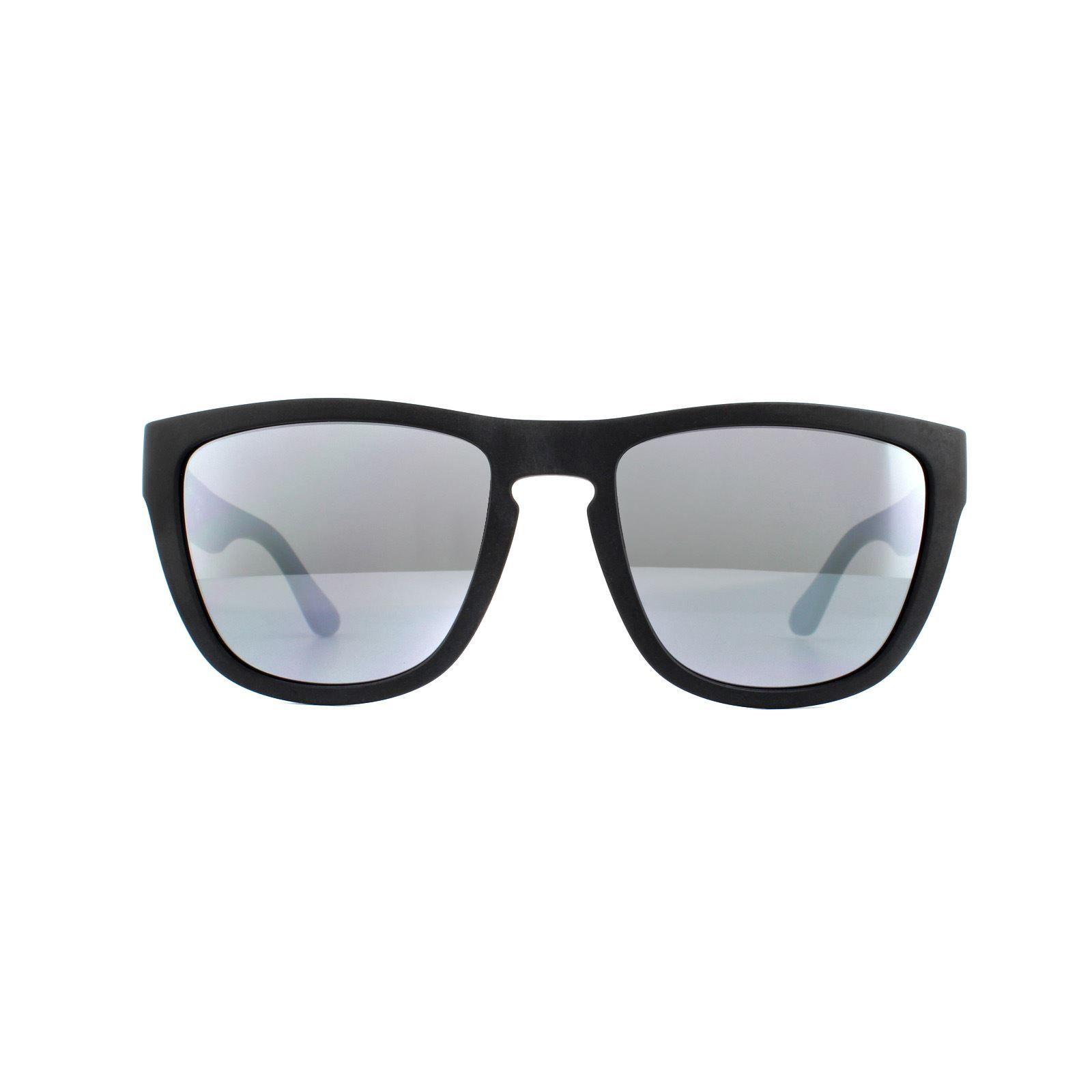 Tommy Hilfiger Sunglasses Th 1557/S 003 T4 Matte Black Black Grey Mirror