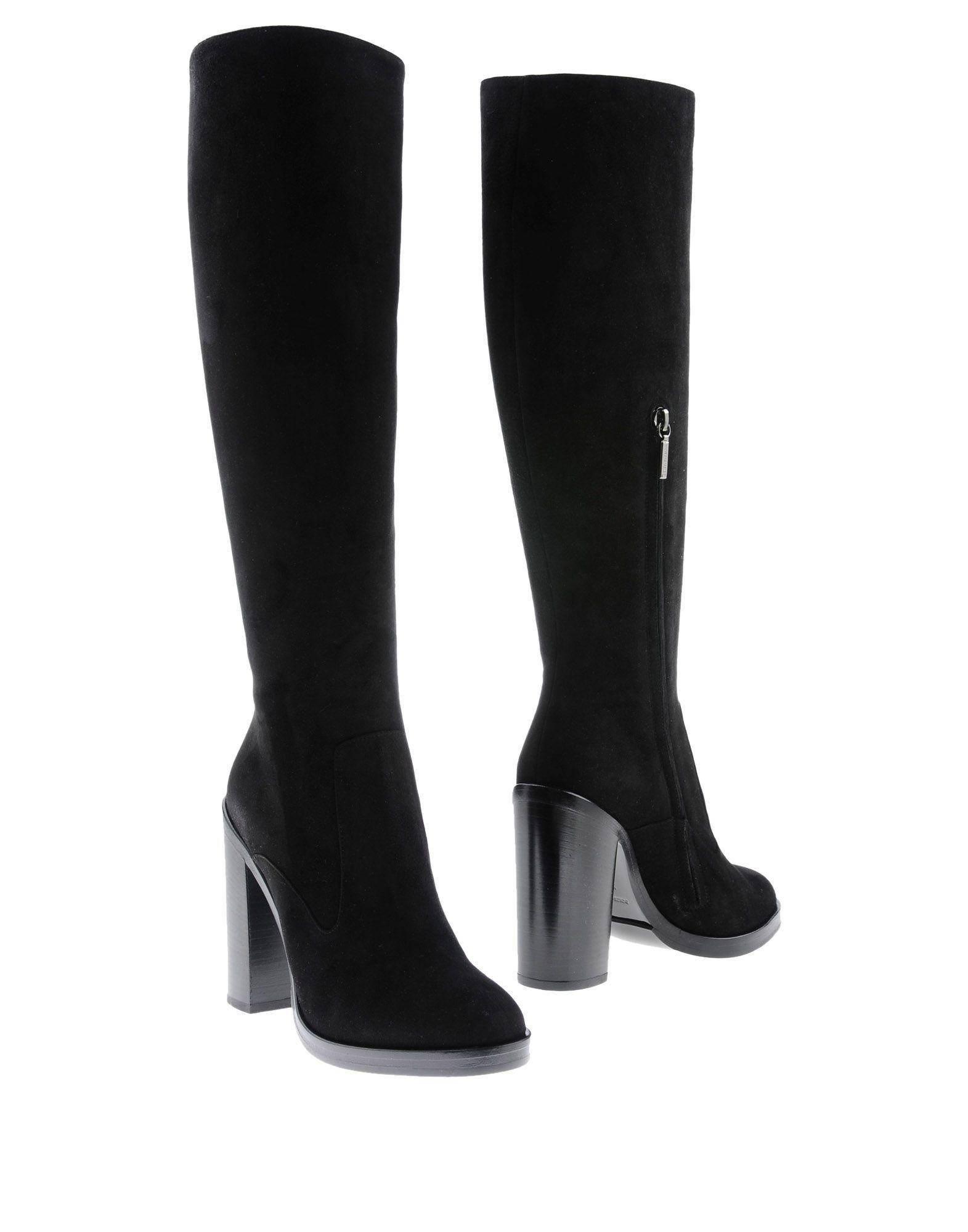 Dolce & Gabbana Women's Boots Goat Skin