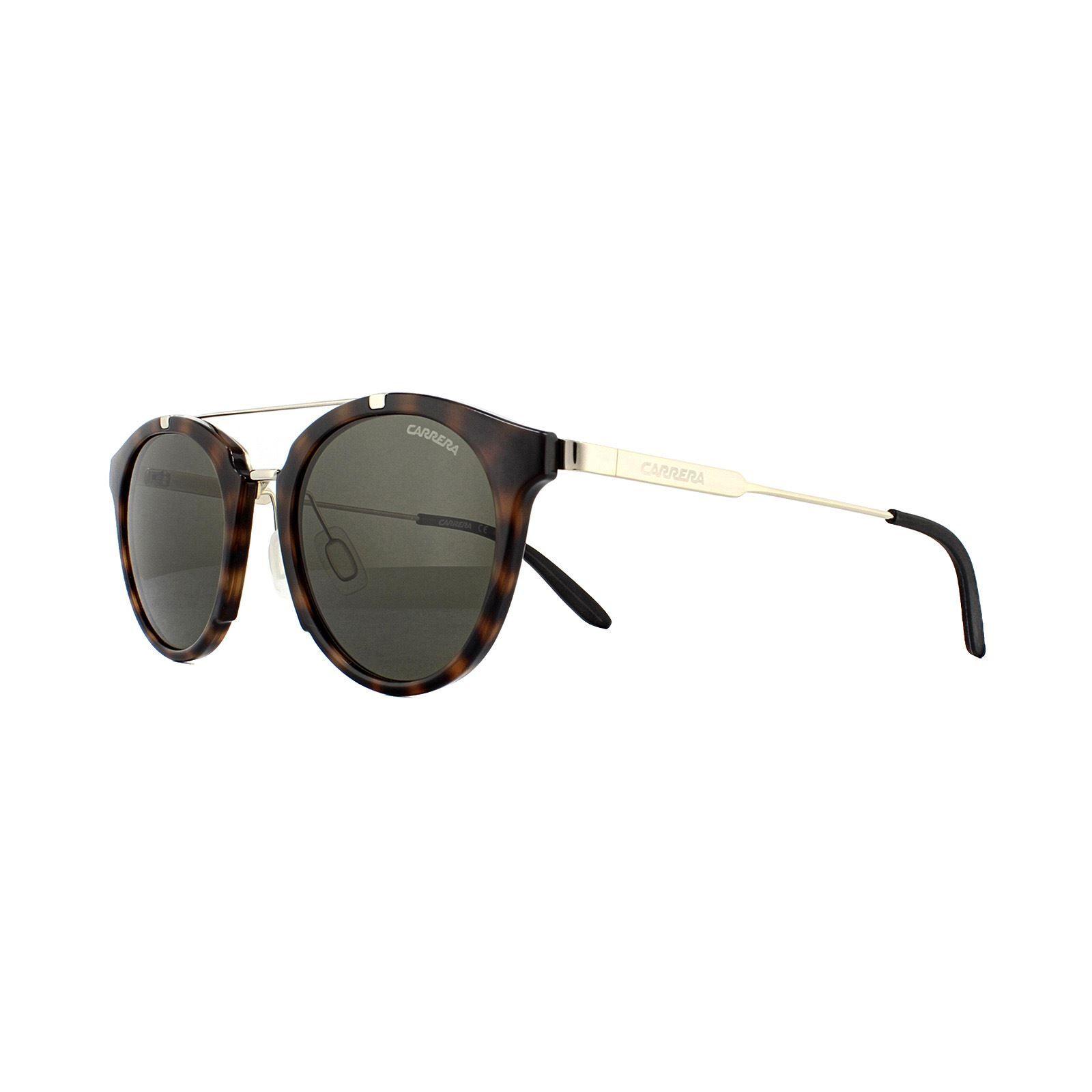 Carrera Sunglasses 126/S SCT 70 Havana Gold Brown