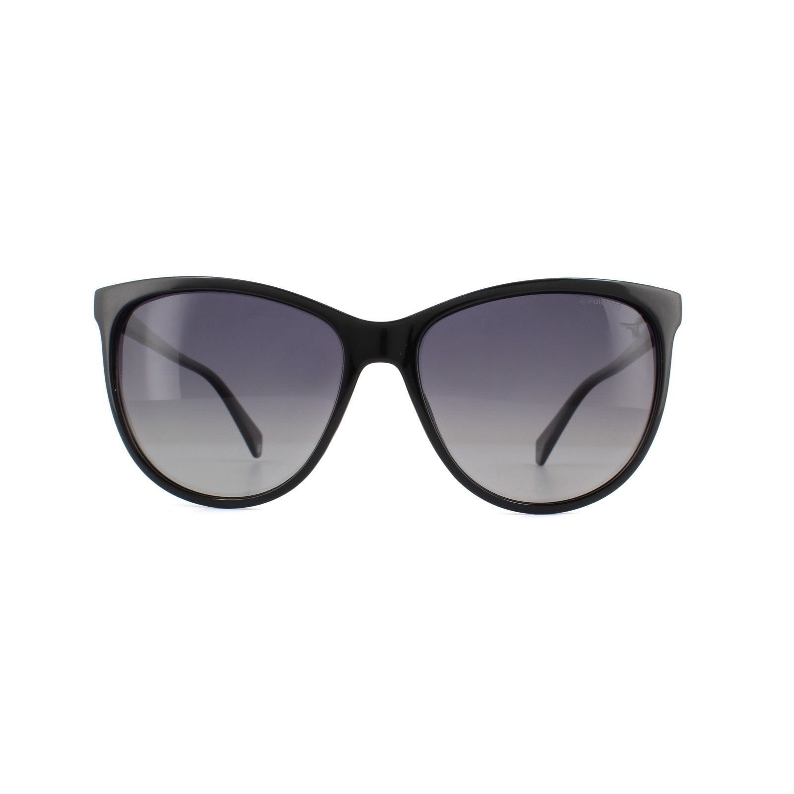 Polaroid Sunglasses PLD 4066/S 807 WJ Black Grey Polarized