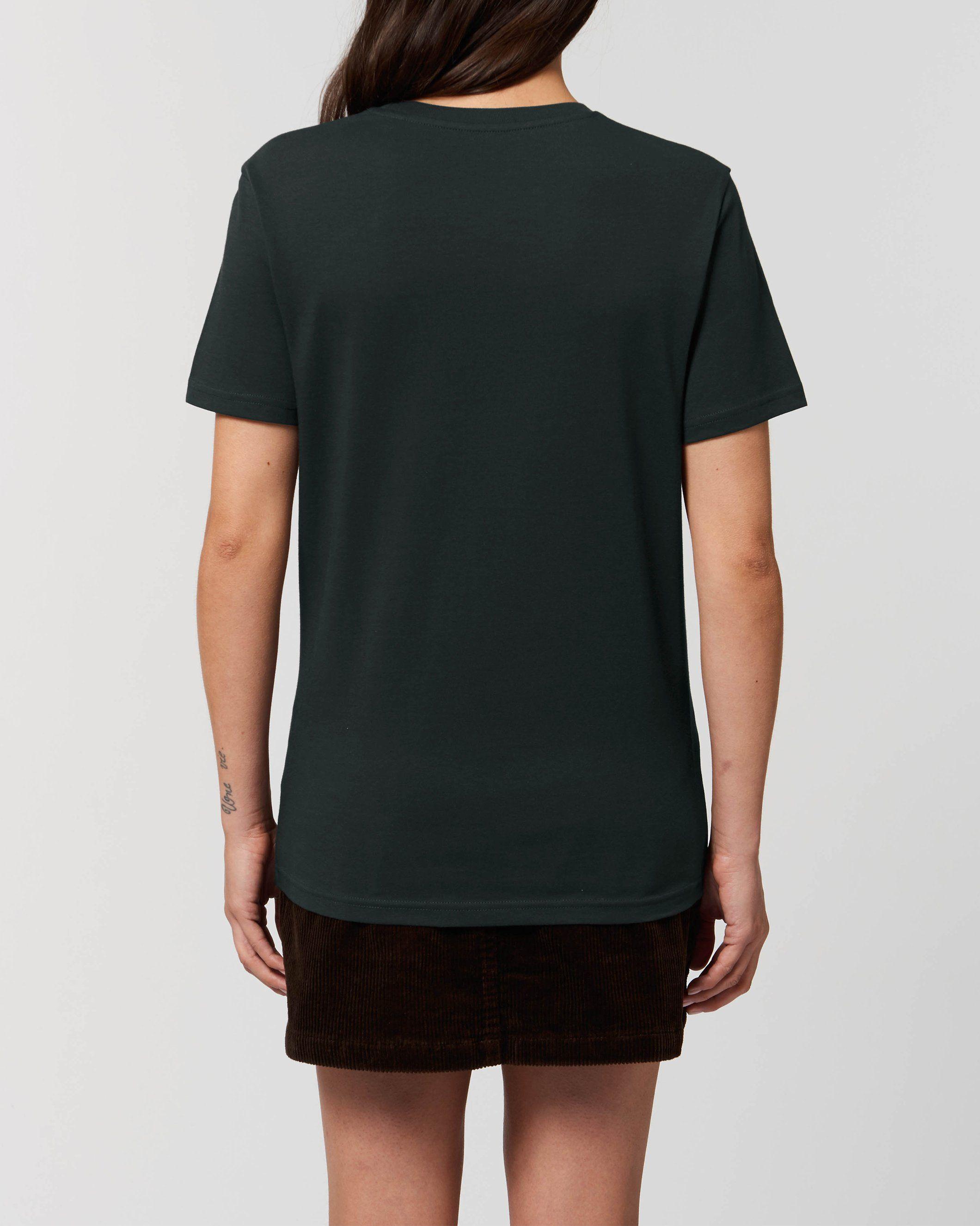 Nauli Unisex Regular Fit T-Shirt in Black