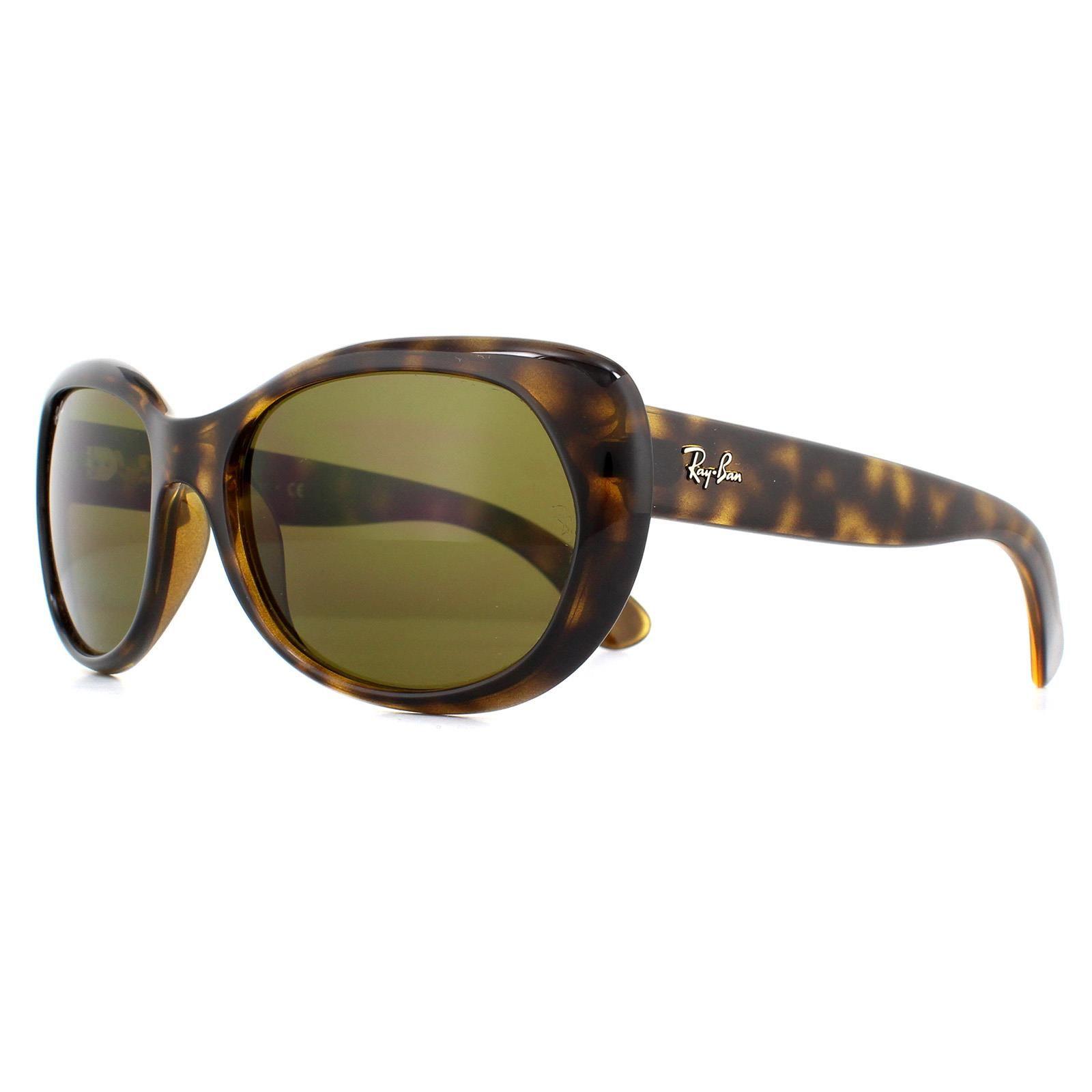 Ray-Ban Sunglasses 4325 710/73 Havana Brown