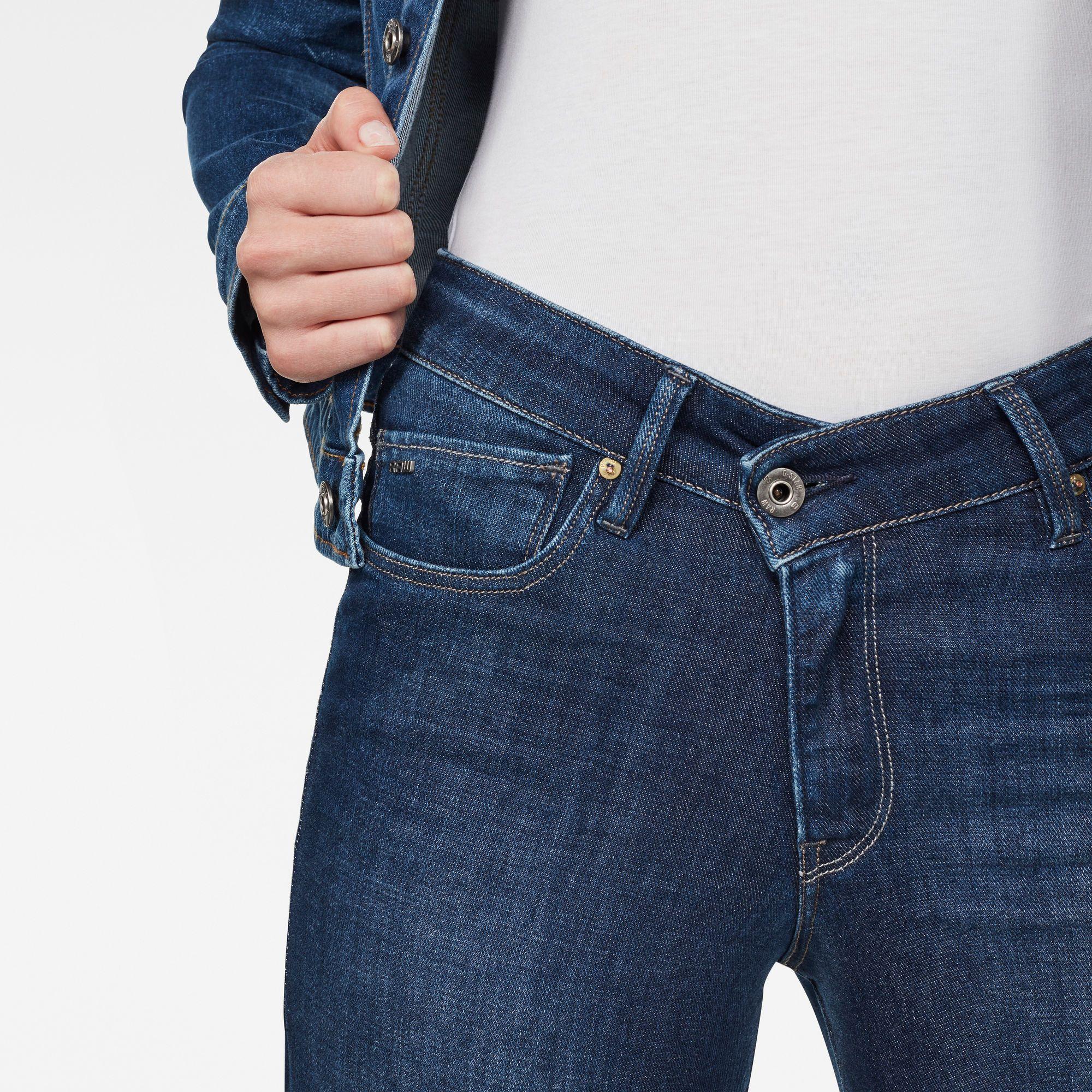 G-Star RAW Joci 3D Mid Slim Jeans