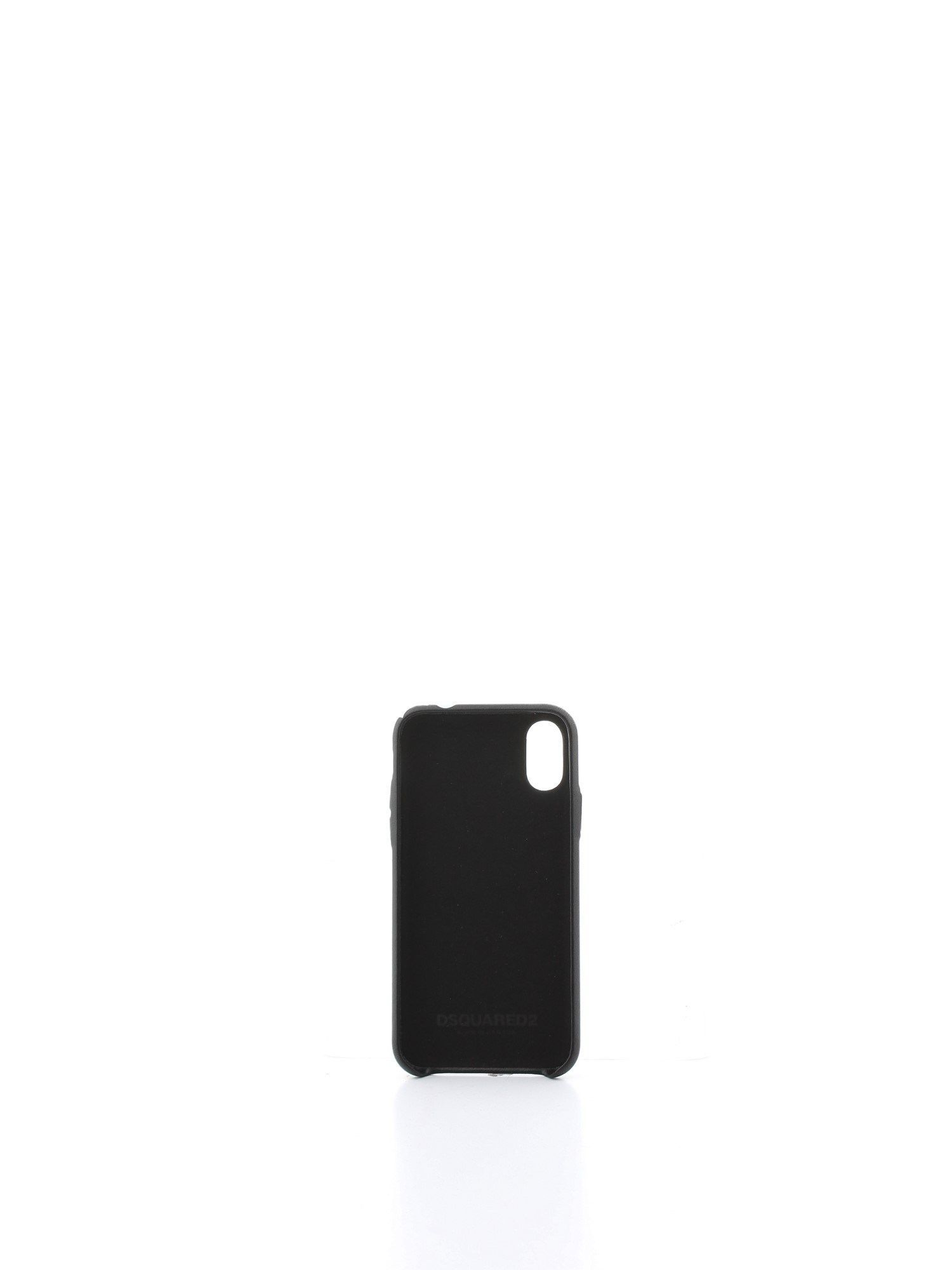 DSQUARED2 MEN'S ITM007401501675M063 BLACK PVC COVER