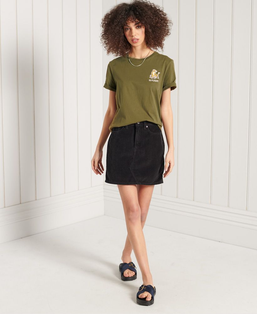 Superdry Military Narrative T-Shirt