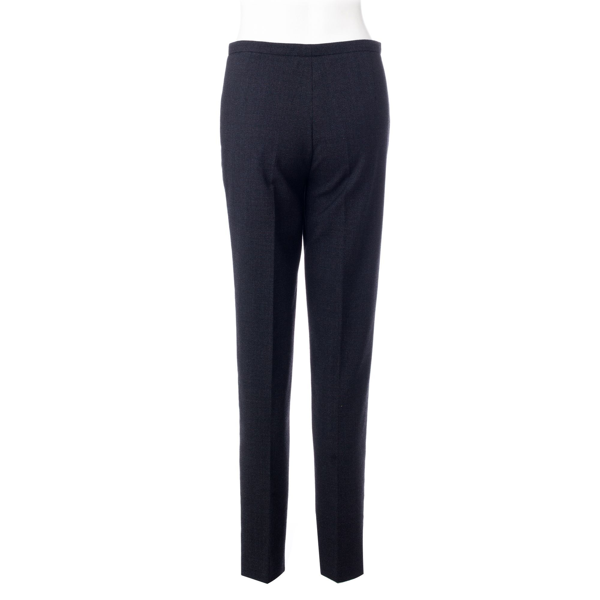 Hermès Straight Leg Trousers -Pre Owned Condition Excellent