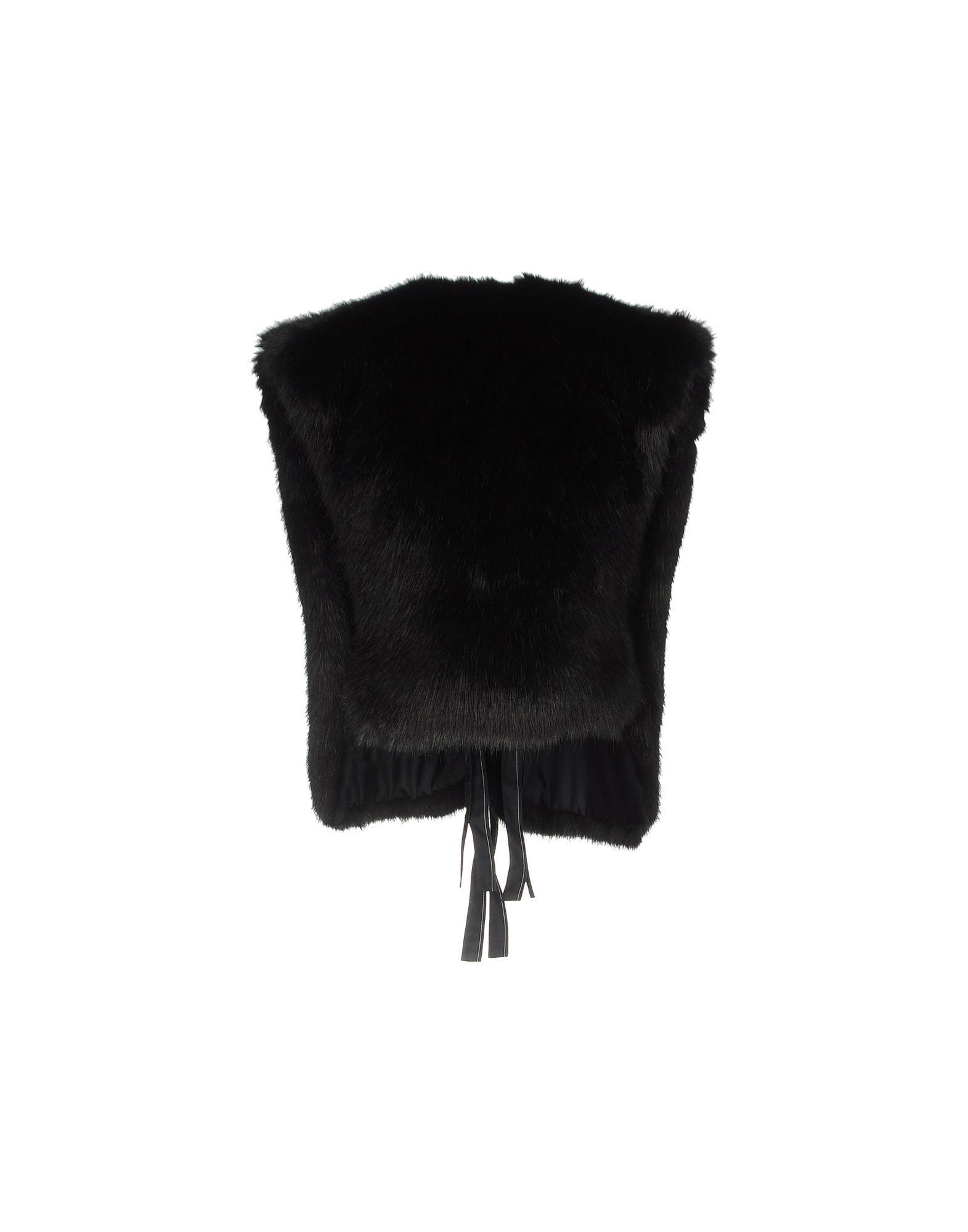 Helmut Lang Women's Teddy Coat Modacrylic