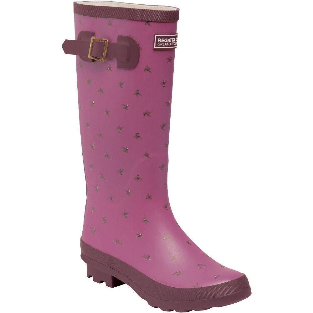 Regatta Womens/Ladies Ly Fairweather II Durable Wellington Boots