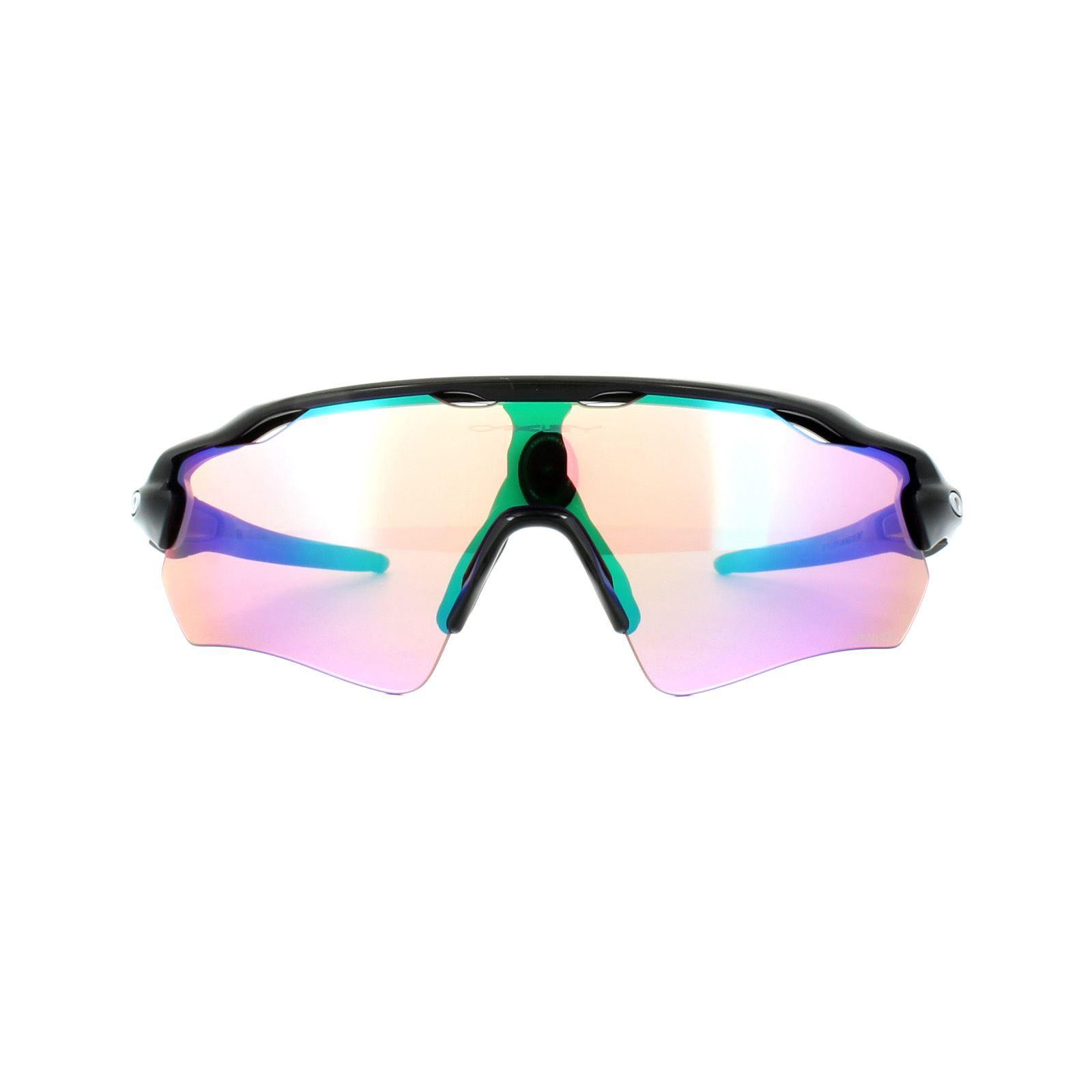 Oakley Sunglasses Radar EV Path OO9208-44 Polished Black Prizm Golf