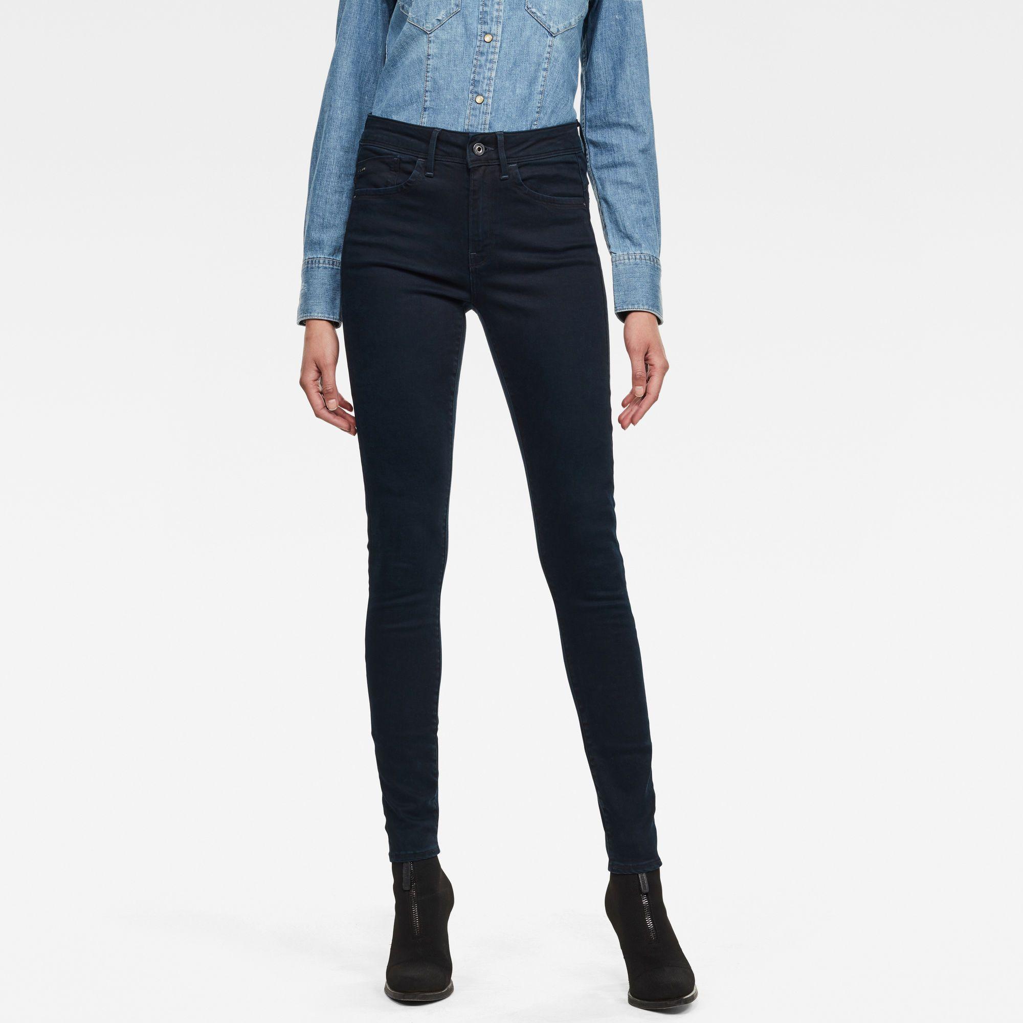 G-Star RAW Lhana High Super Skinny Jeans