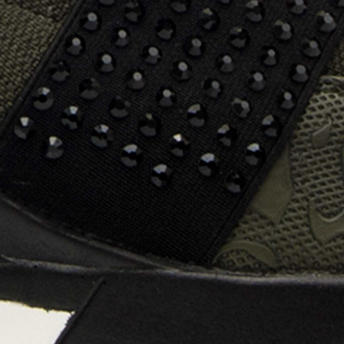 Montevita Sporty Sneaker Boot in Green