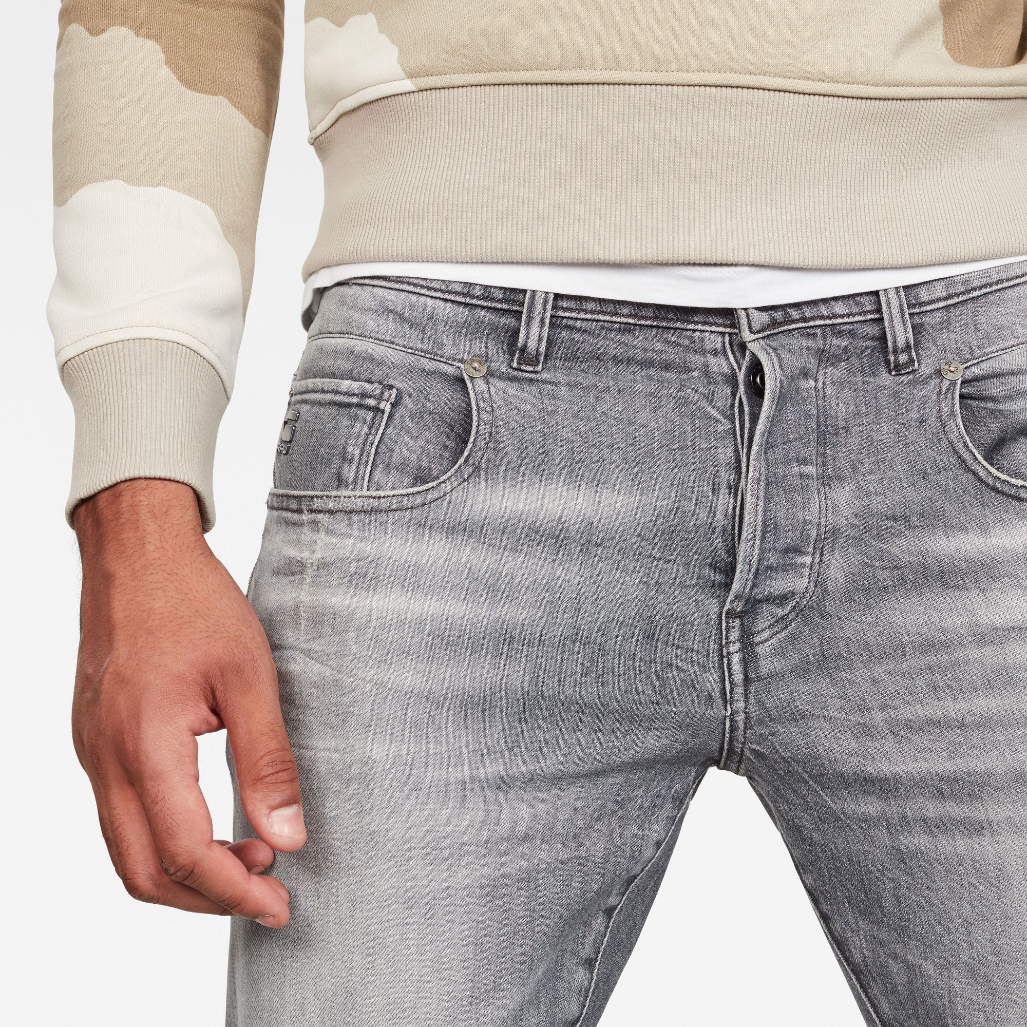 G-Star RAW Radar Straight Tapered Jeans