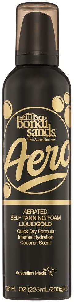 Bondi Sands Aero Aerated Self Tanning Foam - Liquid Gold 225ml