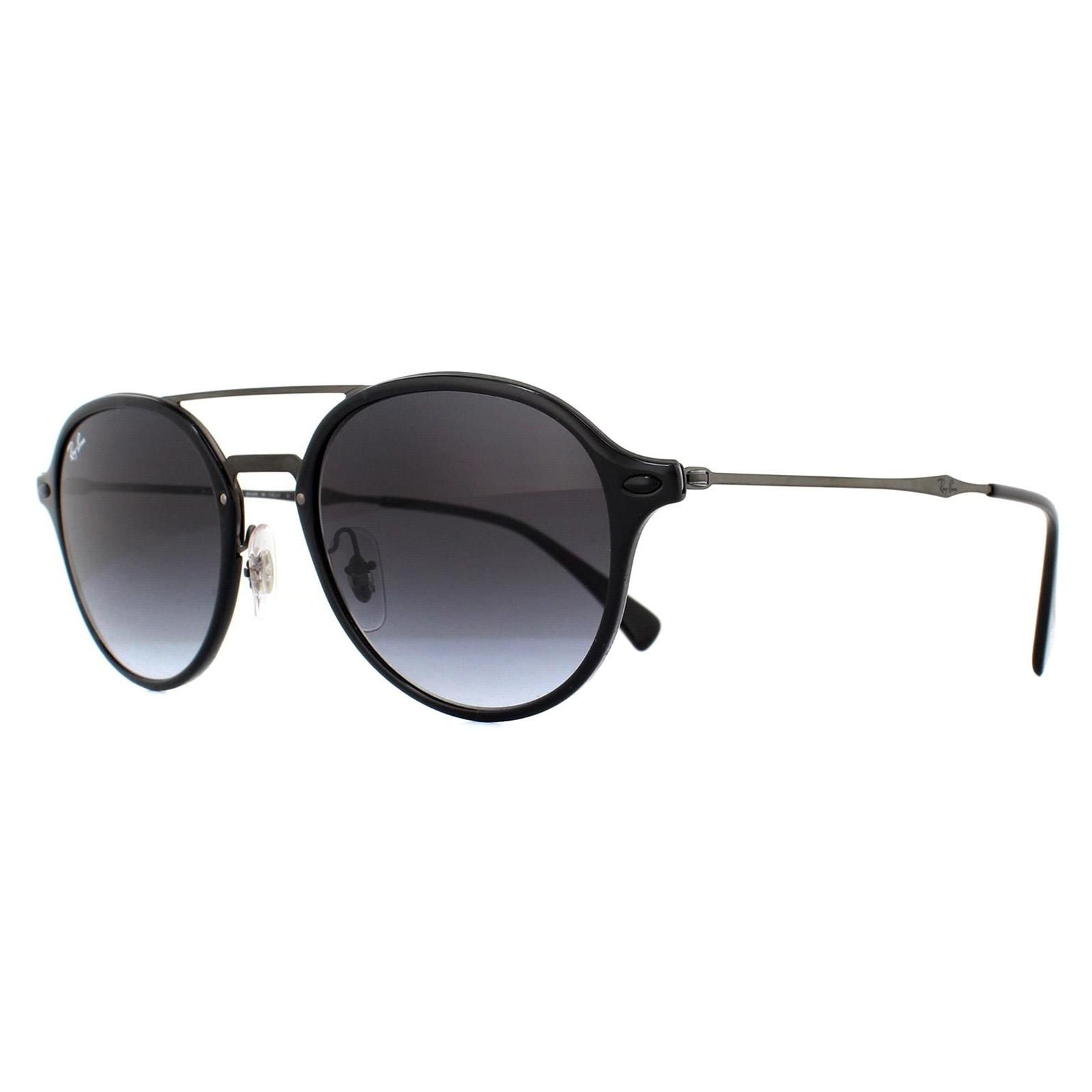 Ray-Ban Sunglasses 4287 601/8G Black Gunmetal Grey Gradient