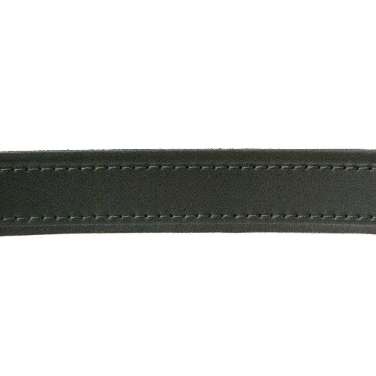Montevita Casual Quality Belt in Green