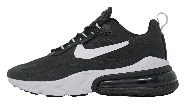 Nike Air Max 270 React Black Shoes
