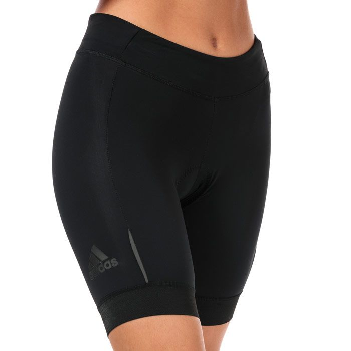 Women's adidas Cycling Shorts Black 4-6in Black