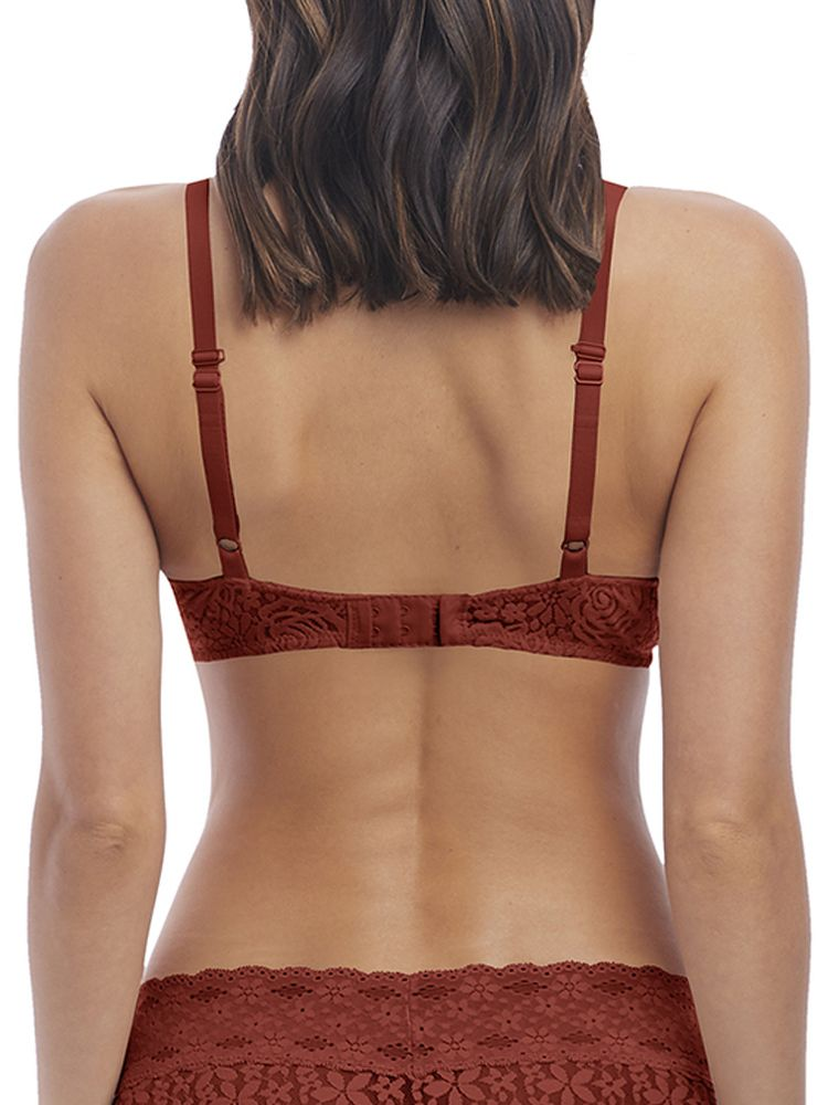 Halo Lace Full Cup Bra