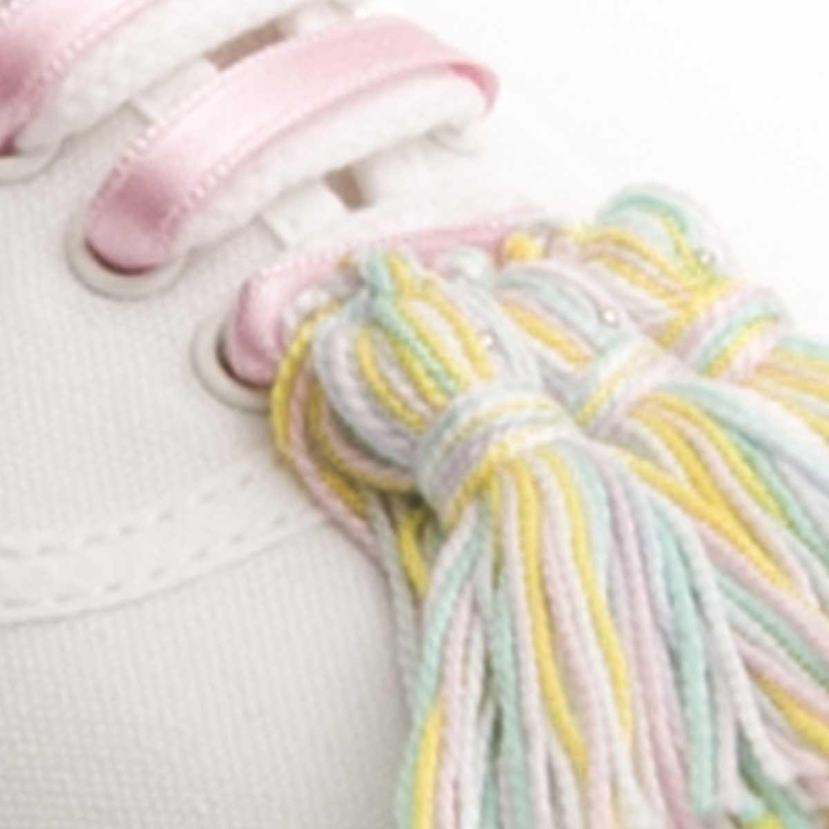 Maria Graor Sneaker in White