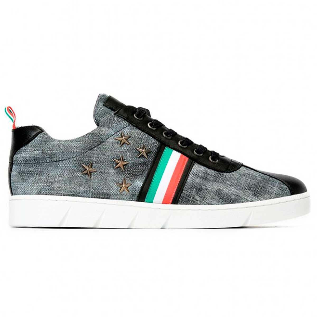 Montevita Comfortable Sneaker in Grey