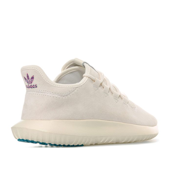 Women's adidas Originals Tubular Shadow Trainers in Chalk