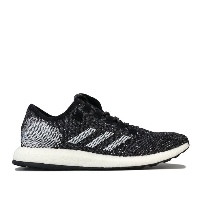 Men's adidas Pureboost Trainers in Black