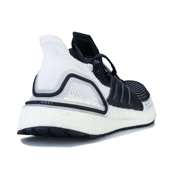 Women's adidas Ultraboost 19 Running Shoes in Black