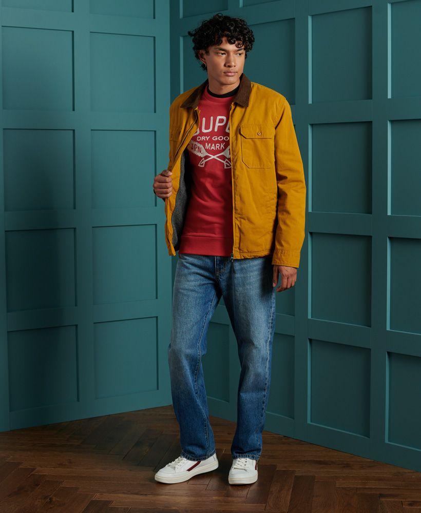 Superdry Workwear 4 Classic Crew Sweatshirt