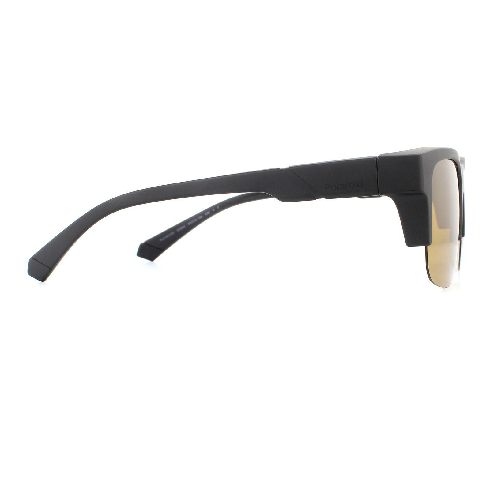 Polaroid Suncovers Sunglasses PLD 9012/S 003 MU Black Yellow Polarized