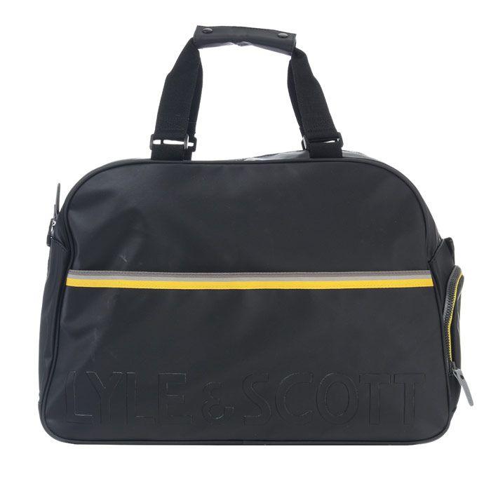 Accessories Lyle And Scott Weekender Bag in Black